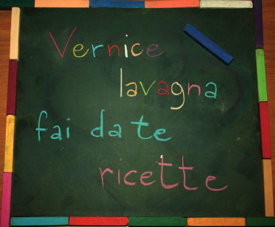 http://www.4blog.info/school/2012/vernice-effetto-lavagna-vi-svelo-il-segreto/  http://www.equazioni.org/index.php/2011/10/17/lavagna-a-muro-tutorial/