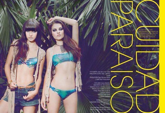 Coconutswim , para Revista Estilo Ejecutivo .