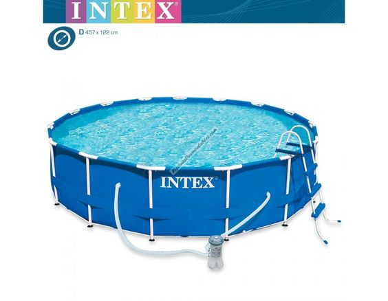best ideas about www piscinasdesmontables with piscina intex and above ground pool on pinterest. Black Bedroom Furniture Sets. Home Design Ideas
