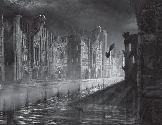 [W40K] Collection d'images : Villes et Ruches dans Wharmmer 40.000 - Page 3 Db669bfe94cd46a1f93f7d5ff8f696a5