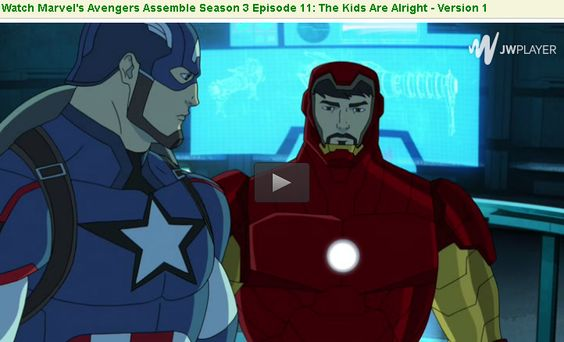 "OMG So I was about to watch a new episode of Avengers Assemble entitles ""The kids are alright"" and I was like ""Why does this sound like It's a steve and Tony episode about them having kids and THEIR FACES SHOWS UP ON SCREEN OMG I JUST CANT!!!!!!"