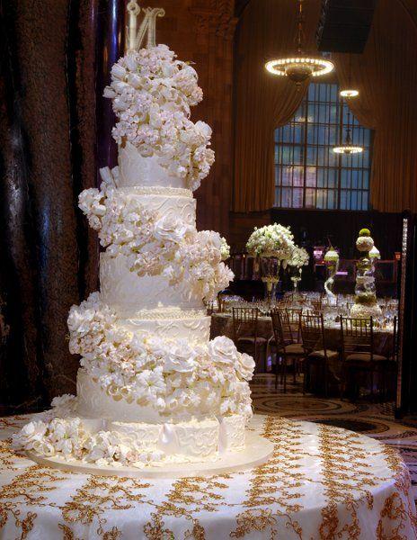 Sylvia Weinstock Cakes Wedding Cakes Photos on WeddingWire