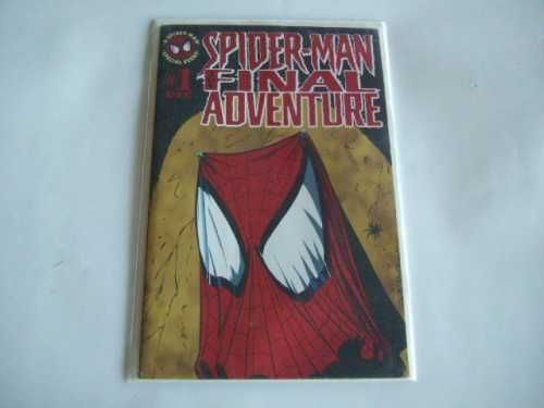This listing is for 3 Comics - Spider-Man - The Final Adventure#1, #2, #3.      M/NM     Bagged and Boarded £3.49 GBP