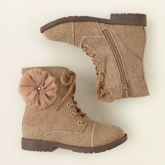 baby girl - shoes - moda boot | Children's Clothing | Kids Clothes | The Children's Place