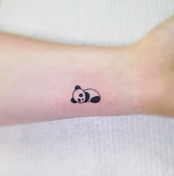 25 Small Tattoos of Animals That Are Almost Too Cute | Glamour