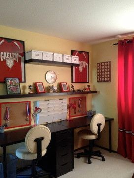 Boys Baseball Bedroom Decorating 3 378 Teenager Boys Bedroom Contemporary H