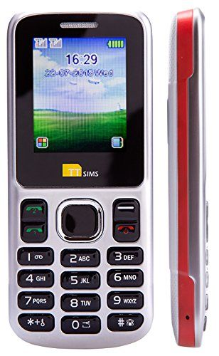 TTsims - Dual Sim TT130 Mobile Phone - Camera - Bluetooth - Torch Function - Radio - MP3 MP4 - Memory Card Slot - Cheapest Twin 2 Sim Phone - Pay As You Go (O2 Pay as you go, Red) - http://www.computerlaptoprepairsyork.co.uk/mobile-phones/ttsims-dual-sim-tt130-mobile-phone-camera-bluetooth-torch-function-radio-mp3-mp4-memory-card-slot-cheapest-twin-2-sim-phone-pay-as-you-go-o2-pay-as-you-go-red