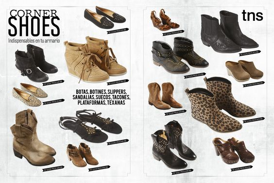 Corner Shoes - Tennis Magazine Diciembre 2012 www.tennis.com.co