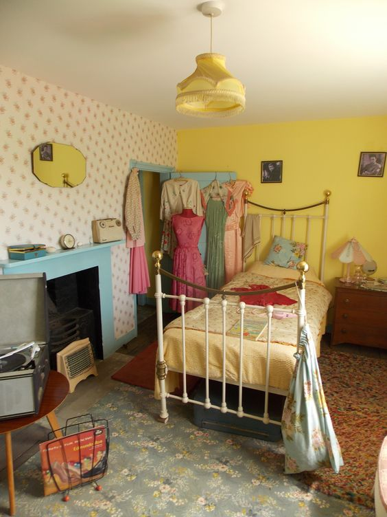 40s bedroom sandling kent uk by b lowe home decor
