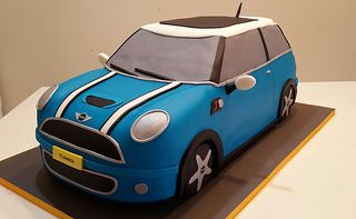 Mini Cooper S | by sweetobsessions