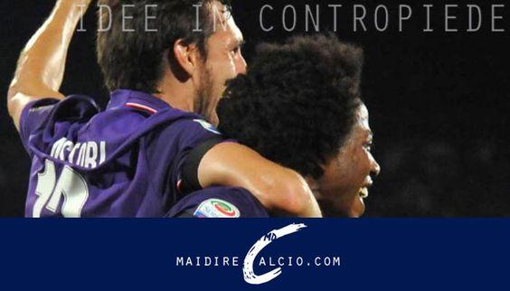 Fiorentina-Chievo 1-0, analisi e pagelle: Ilicic c'è, la prima di Sanchez - http://www.maidirecalcio.com/2016/08/28/fiorentina-chievo-analisi-pagelle-sanchez.html