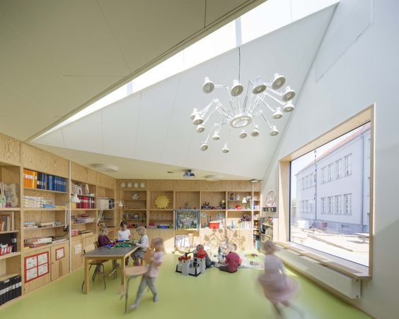Galería - Guardería Infantil Råå / Dorte Mandrup Arkitekter - 3