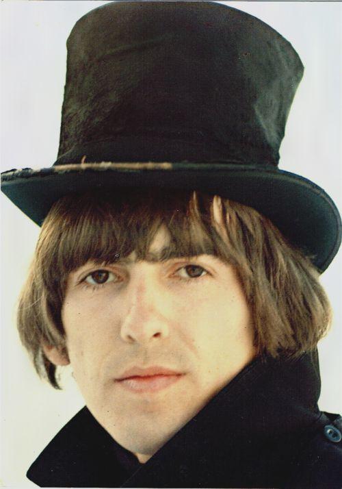 George Harrison in Help