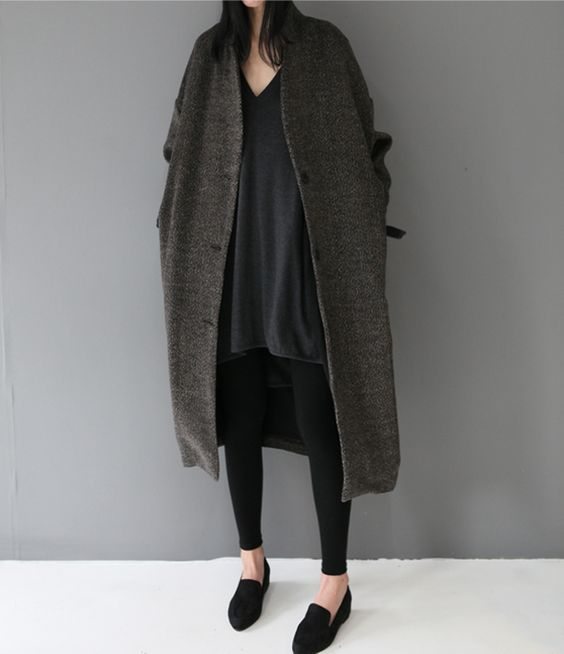 All Gray Coat: