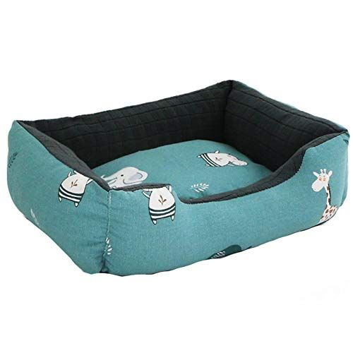 Dog S Bed High Small Animal Pattern Dog S Bed Very Soft Dog Bed