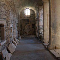 Ekatontapiliani Byzantine Museum of Paros