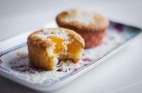 Mandarinen-Kokos-Muffins
