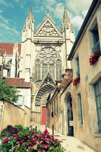 Backroads of Burgundy: Auxerre   A Beautiful Journey