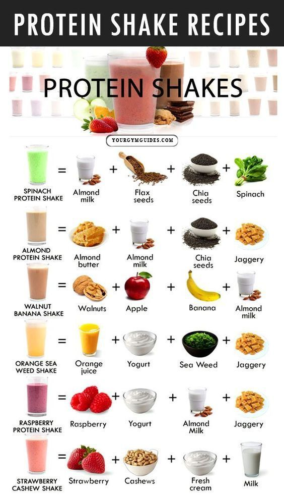 3 Best Healthy Protein Shake Recipes To Gain Muscle In 2021 Smoothie Recipes Healthy Breakfast Healthy Protein Shake Recipes Healthy Protein Shakes