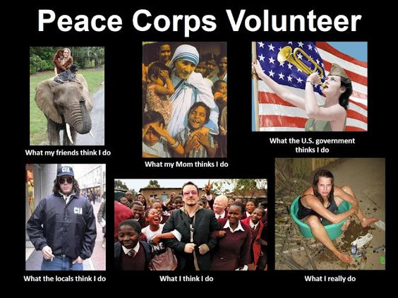 What can you tell me about Americorps/PeaceCorps? Help me help others...?