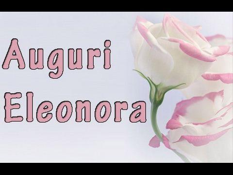Favoloso Santa Eleonora: frasi di auguri onomastico Eleonora e significato NG81