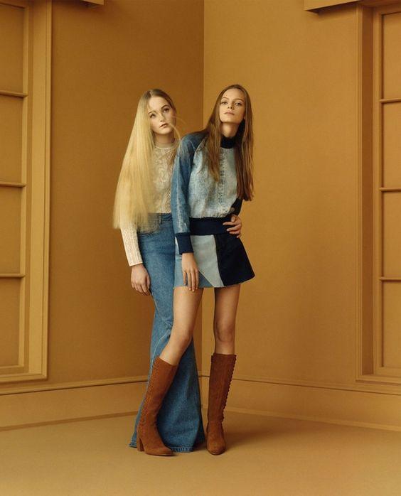 Campagne Zara - Printemps/été 2015