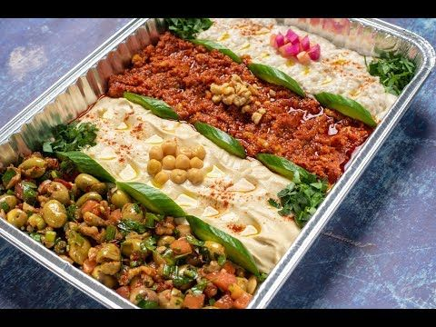 أربع مقبلات لذيذة سريعة التحضير خلال 20 دقيقة Youtube Egyptian Food Cooking Recipes Mediterranean Cuisine