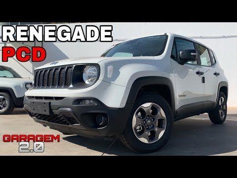 Jeep Renegade Pcd 2020 Em Detalhes Garagem 2 0 Youtube Jeep