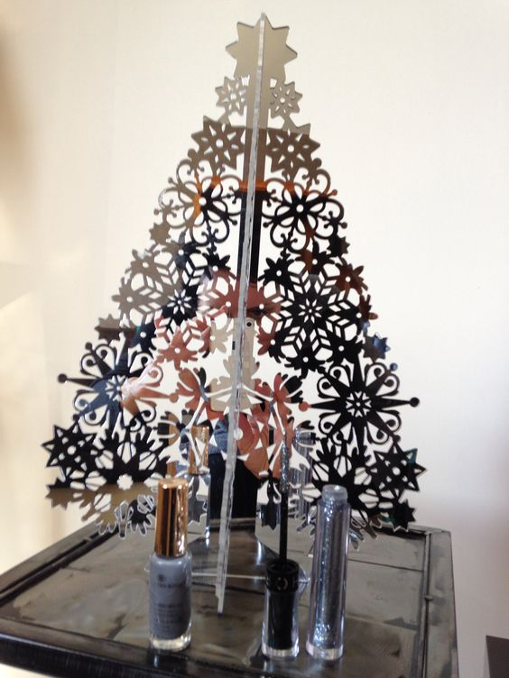 Vernis brillant Y.Rocher - très bonne tenue  Collection Noël 2013  Gloss/Mascara sephora  Gris pailleté  Collection Noël 2013