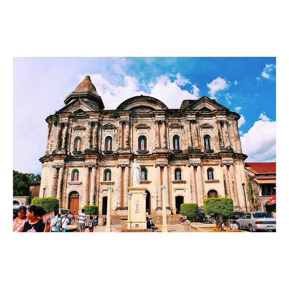 The majestic Taal Church. #philippines