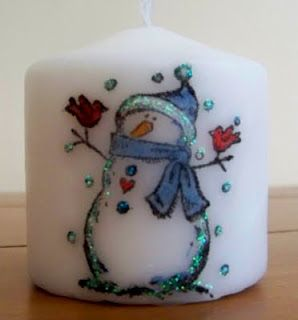 *SNOWMAN ~ Blooming Where I'm Planted.....: Craft Fair Items