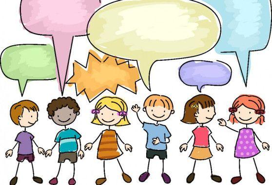 Speech and Language Milestones – Kids Communicate | Kids talking, Exercise  for kids, Clip art