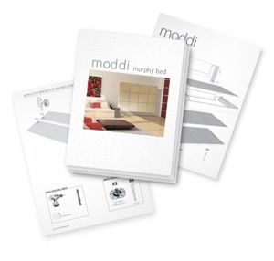 moddi murphybed Build a Murphy Bed for Under $275