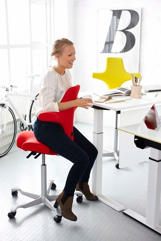 Capisco Ergonomic Task Chair Wave Office Ergonomic Chair Capisco Chair Office Chair