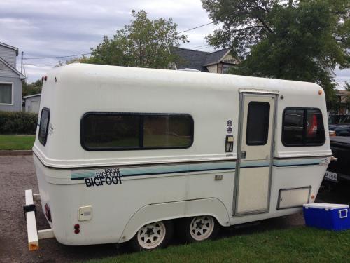 15++ Bigfoot travel trailer 4k