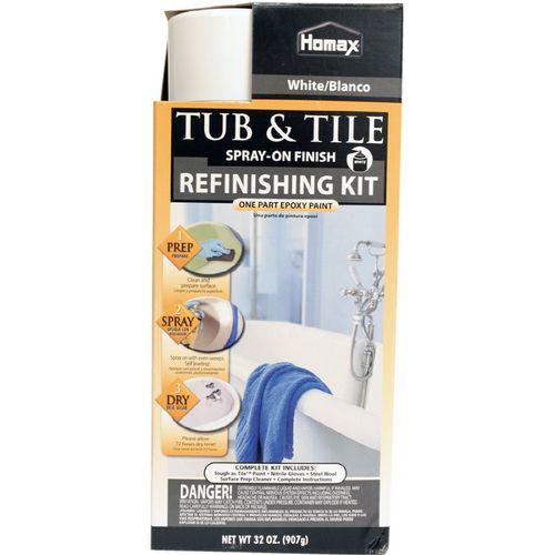 Bathroom Tile Resurfacing Kit Spreadstone Wall Tile