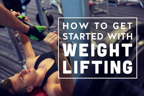 How to Get Started With Weightlifting | Livestrong.com