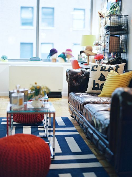 Trent and Dara's NYC apartment