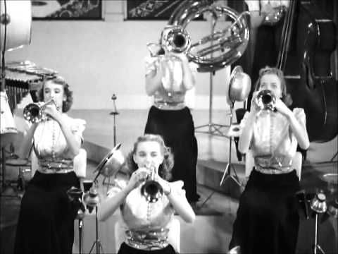 Snake Charmer - Viola Smith Drums with Frances Carroll & Her Coquettes