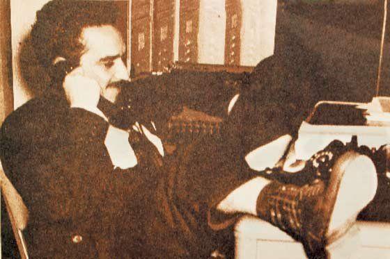 Reivindican en Estados Unidos al García Márquez periodista