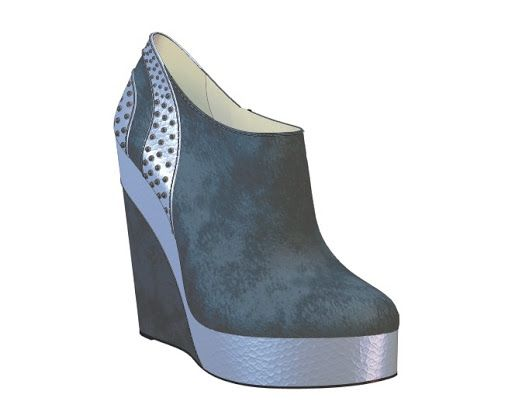 I just entered FOX8's Carrie Diaries competition. Design your own shoe to enter and win - http://www.shoesofprey.com/thecarriediariesfox8