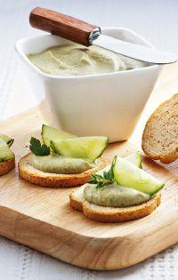 A pasta de berinjela, receita da chef Martha Bender, é leve e saborosa. Se preparada com produtos orgânicos, a receita fica ainda mais saudável.