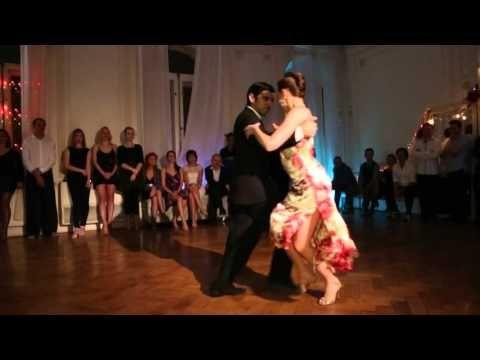 German Ballejo Magdalena Gutierrez Tango Navidad Youtube Tango Prom Dresses Formal Dresses