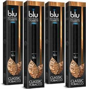 Blu Electronic Cigarette Disposable Classic Flavor