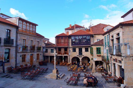 Spain, Galicia, Pontevedra