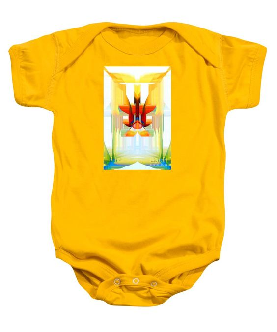 Baby Onesie - Gates Of