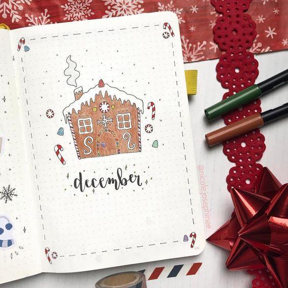 30 idées pour votre monthly cover de décembre - @nicole.josephinee on instagram