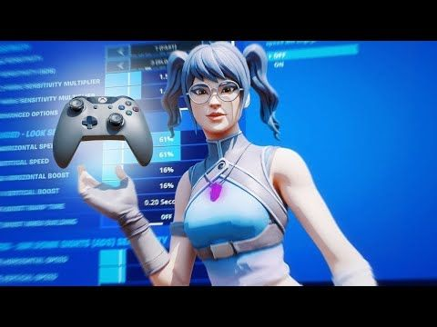 New Best Fortnite Aim Assist Aimbot Controller Settings Sensitivity Deadzone Chapter 2 Update Youtu In 2020 Best Gaming Wallpapers Gaming Wallpapers Gamer Pics