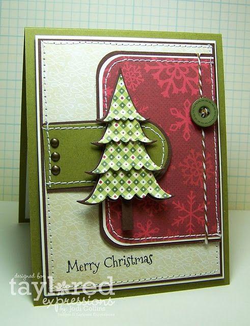 Cute Christmas card Cards -- Christmas Pinterest Christmas