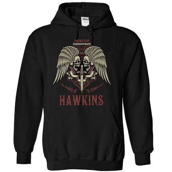 HAWKINS-the-awesome - #oversized sweater #comfy sweater. BUY NOW => https://www.sunfrog.com/LifeStyle/HAWKINS-the-awesome-Black-63071892-Hoodie.html?68278
